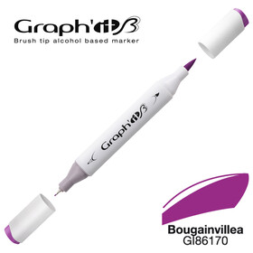 Graph'it Pinsel-Marker 6170 - Bougainvillea - New