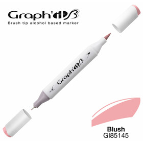 GRAPH'IT Marker BRUSH & EXTRA FINE  Farbe: Blush (5145)