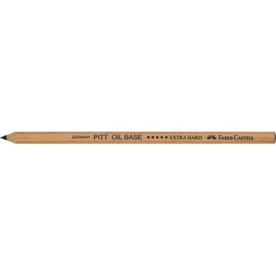 Stift Pitt Oil Base Farbe 199 extra hard