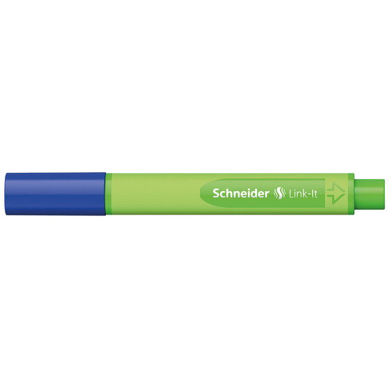 SCHNEIDER Fineliner Link-It lapis-blue