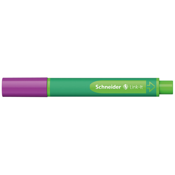 SCHNEIDER Faserschreiber Link-It 1,0mm - electric-purple