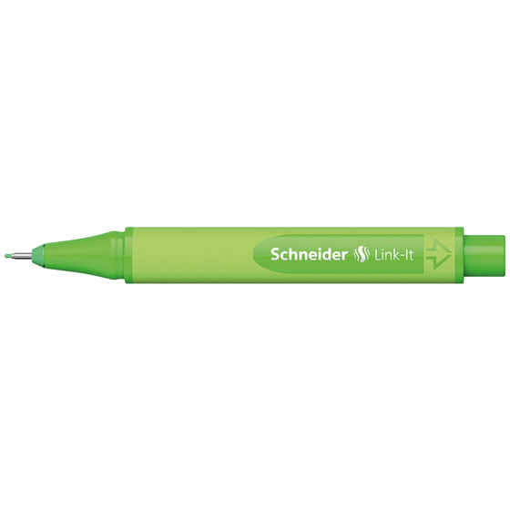 SCHNEIDER Fineliner Link-It nautic-green