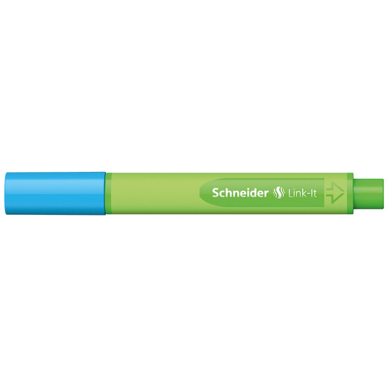 SCHNEIDER Fineliner Link-It mineral-blue